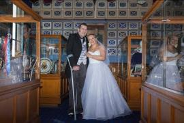 Dream Wedding for Jeannie and William