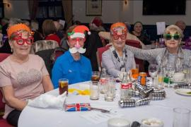Senior Citizens Christmas Lunch 2018
